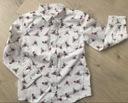 Koszula świąteczna Rebel jak nowa rozm 116