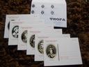 V KONKURS HISTORYCZNY karty pocztowe Płock x 6