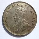East Africa - 1 Shilling 1924 r. - Jerzy V