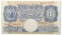 18.Wlk.Brytania, 1 Funt 1940 - 1948, St.3+
