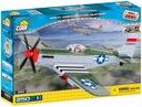 samolot COBI 5513 North American P-51C Mustang