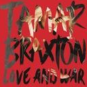 TAMAR BARXTON - LOVE & WAR CD NOWA FOLIA