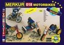 Zestaw Konstrukcyjny Motocykle MERKUR 018
