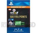 FIFA 18 500 Punktów [kod aktywacyjny]