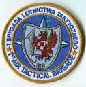 Lotnictwo- 1 Brygada Lotnictwa Taktycznego