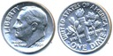 USA  One Dime /10 Cents /1984 r. P