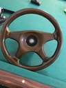 Kierownica drewno Mercedes W201,W124,W126 inne