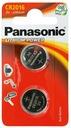 Panasonic Bateria litowa CR2016 blister 2szt.