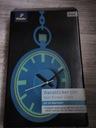 TCHIBO zegar ścienny z naklejką nowy!!!