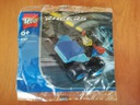 KLOCKI LEGO RACERS MIX SAMOCHODZIK Z LUDZIKIEM