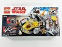 LEGO STAR WARS POJAZD TRANSPORT RUCHU OPORU  7517