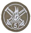 Naszywka Specjalista Służby Uzbrojenia 3 klasy