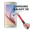 Szkło hartowane Samsung Galaxy S6 twardość 9H 2,5D