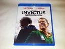 Invictus - Niepokonany - Blu-Ray - Matt Damon - PL