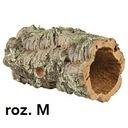 Naturalne kryjówki kora dębu korkowego 20x8 roz M