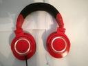 Słuchawki Audio Technica ATH-M50 Red