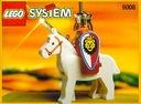 LEGO 6008 Royal King CASTLE ZAMEK LEGOLAND