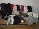 Ubrania damskie 28 sztuk S/M - firmowe, różne