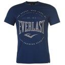 EVERLAST T-Shirt Koszulka Męska 100% bawełna - L