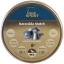 Śrut H&N BARACUDA MATCH 4,5 CELNY kal. 4,52 mm