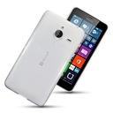 Etui Microsoft Lumia 640 XL przeźroczyste żelowe