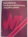 Słownik naukowo-techniczny rosyjsko-polski -
