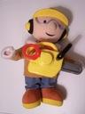 Bob Budowniczy DUŻY * Hasbro interaktywny
