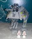 Lego star wars zestaw 7671 AT-AP Walker