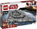 LEGO STAR WARS 75190 GWIEZDY NISZCZYCIEL