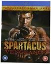 Spartakus / Spartacus - Vengeance [Blu-ray]