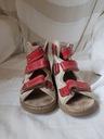 Buty profilaktyczne dziecięce