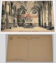 Stara pocztówka, Sala gotycka w Hotelu de Ville
