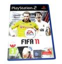 Gra PS2 FIFA 11 POLSKIE WYDANIE Playstation 2 PL