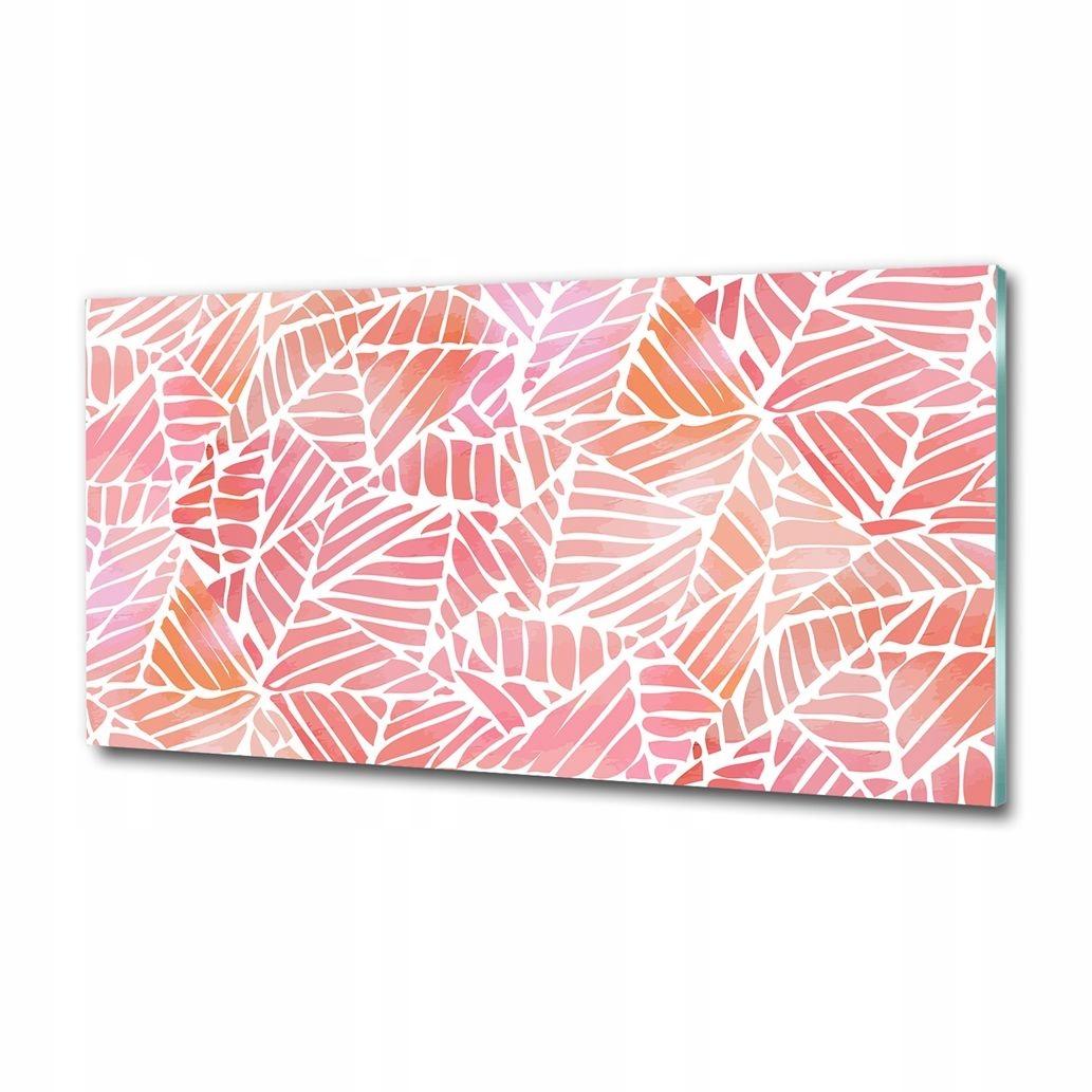 Obraz Szklany Do Salonu Duży Abstrakcyjne Tło 7674831892 Allegropl