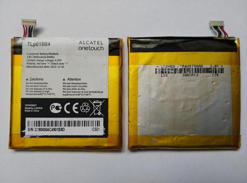 464c5485c1a KOMPATYBILNOŚĆ BATERII: Alcatel idol 6030 6030D. OT-6030X 6030A OT7024. kod  produktu : 59104