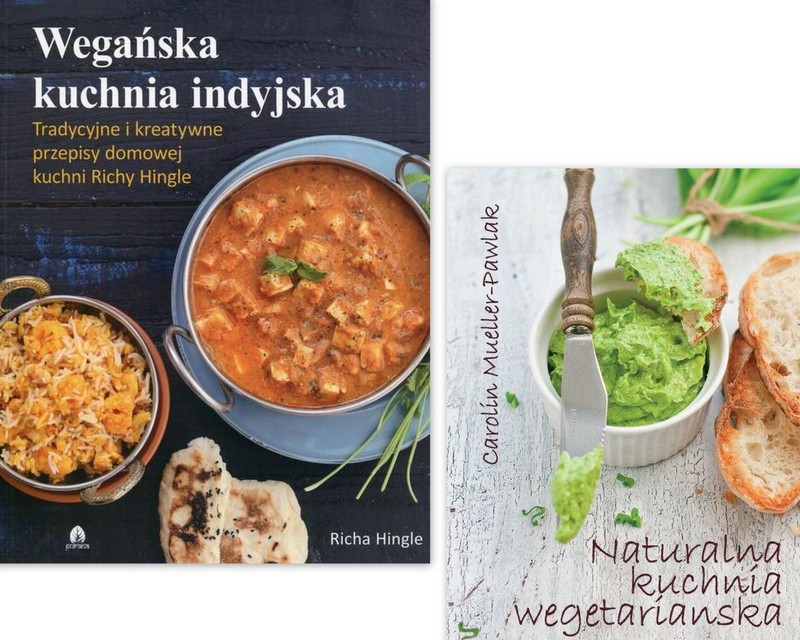 Wegańska Kuchnia Indyjska Naturalna Kuchnia