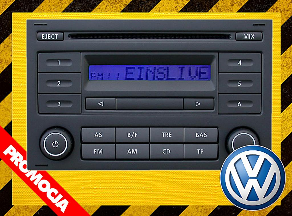 radio vw rcd200 cd golf 4 passat polo lupo bora 7085228089. Black Bedroom Furniture Sets. Home Design Ideas
