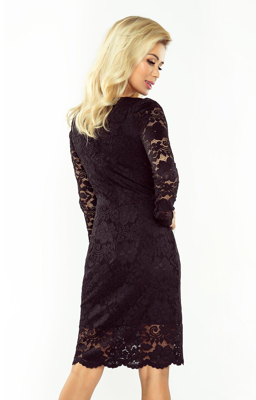 f0fe466f5a NUM 170-1 Sukienka z koronki nie tylko WESELE 36 7040676128 - Allegro.pl