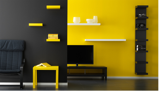 Ikea Lack Półka ścienna 6 Kolorów Wyprzedaż