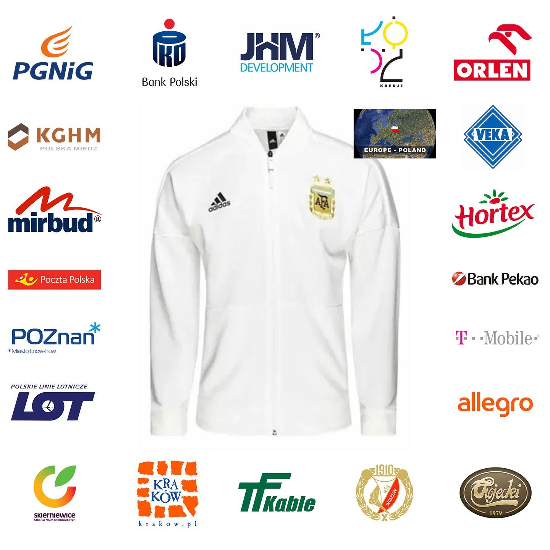 Kurtka wiatrówka ADIDAS AC MILAN | sklep internetowy Sportowapolska ceny i opinie