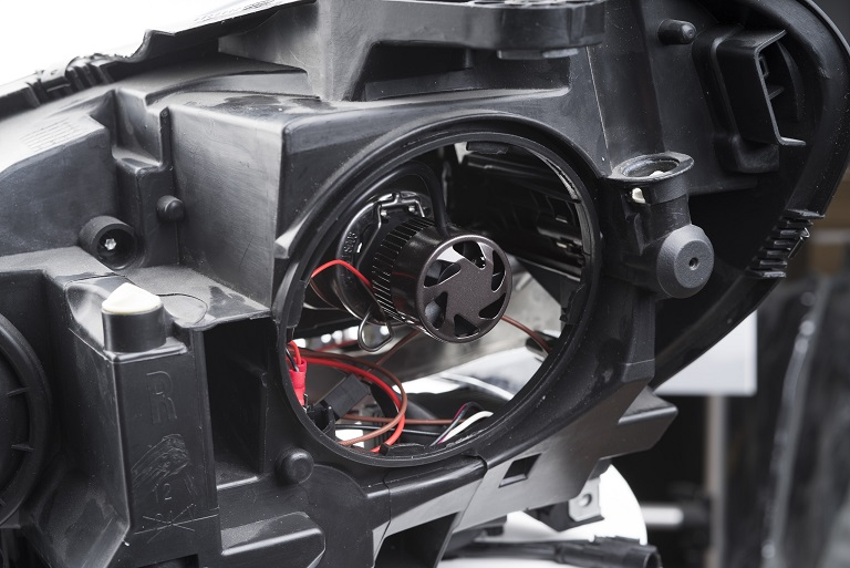 Żarówki LED H7  CANBUS MOTOR  1 Sztuka