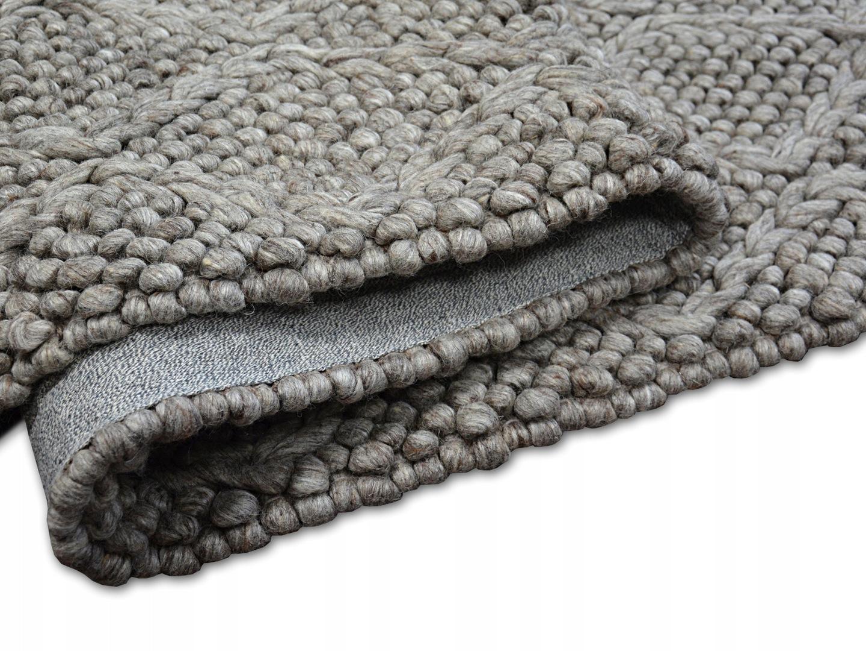 Dywany łuszczów Hills 160x230 Pętelka Wełn Dev948
