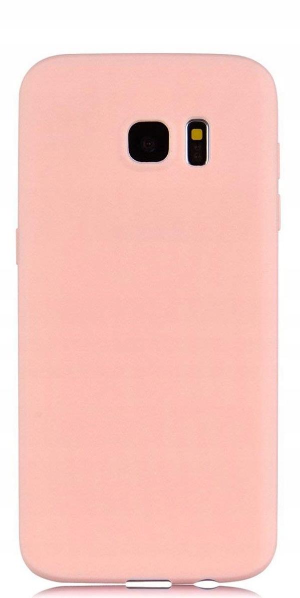 - etui case guma TPU MATOWE do na Xiaomi 6 różowa | Wyjątkowe etui na telefony - etui-gsm.pl