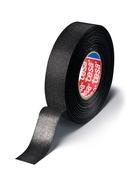 TESA TAŚMA IZOLACYJNA PARCIANA gładka 25m 19mm