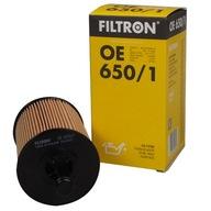 Масляный фильтр FILTRON OE 650/1 OE650/1 AUDI VW Tdi