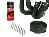 комплект termoizolacyjny ЧЕРНЫЙ бандаж+лак+повязки