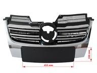 решетка бампера решeтка MIĘDZY REFLEKTORY VW Jetta 05-10