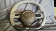 руль Audi A8 d3 A6 C6 a4 B7 плоский разделочная