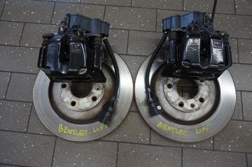 супорта диски зад bentley continental рестайлинг 6.0 - фото