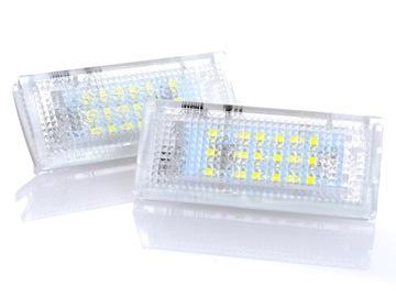 подсветка массива led bmw 3 e46 98-05